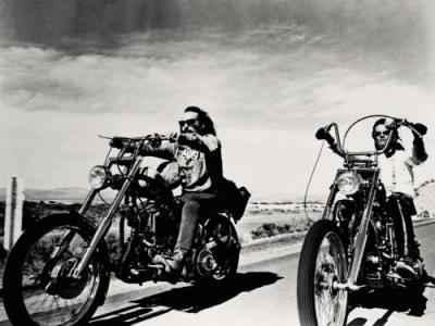 Dennis Hopper - Peter Fonda