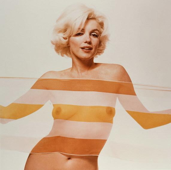 Bert Stern, Marilyn Monroe aus der Serie: The last sitting, 1962