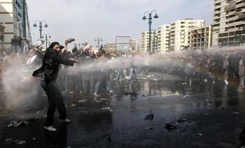 Kairóban a déli ima után kezdett el felforrósodni a hangulat