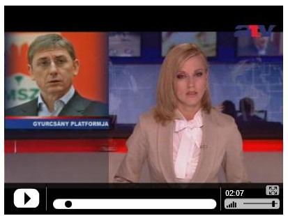 Gyurcsány: Orbán sikkaszt és hazudik - videó