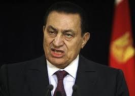 Hoszni Mubarak