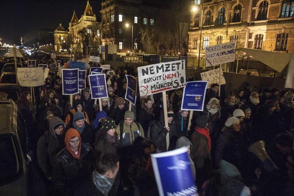 Hallgatói tiltakozás