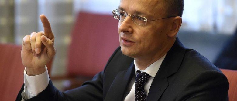 Szijjártó Péter; NAGY Imre